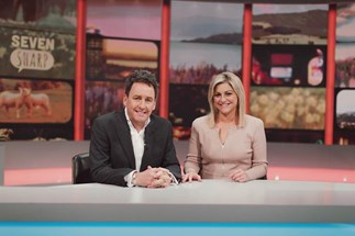 Toni Street and Mike Hosking quit Seven Sharp