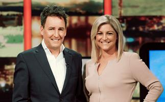 Mike Hosking and Toni Street Seven Sharp