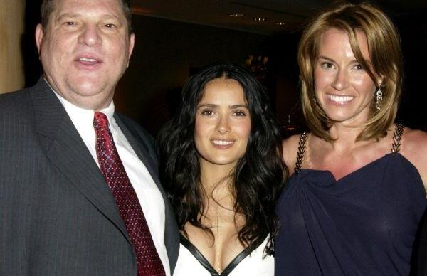Harvey Weinstein responds to Salma Hayek's sexual harassment claims