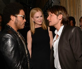 Lenny Kravitz opens up about his engagement to Nicole Kidman