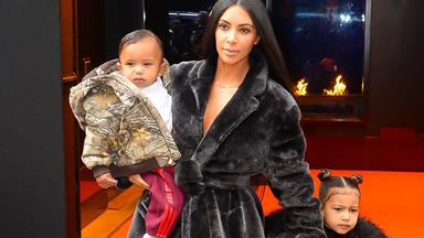 A lot of people are convinced Kim Kardashian has chosen THIS name for her third baby