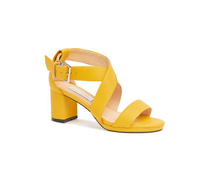 Sandal, $299, by [Kathryn Wilson](https://www.kathrynwilson.com/product/matena-sandal/356.aspx?c=399).