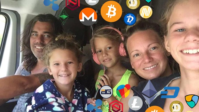 The Dutch dad who sold everything he owned to invest in bitcoins and why NZers should care