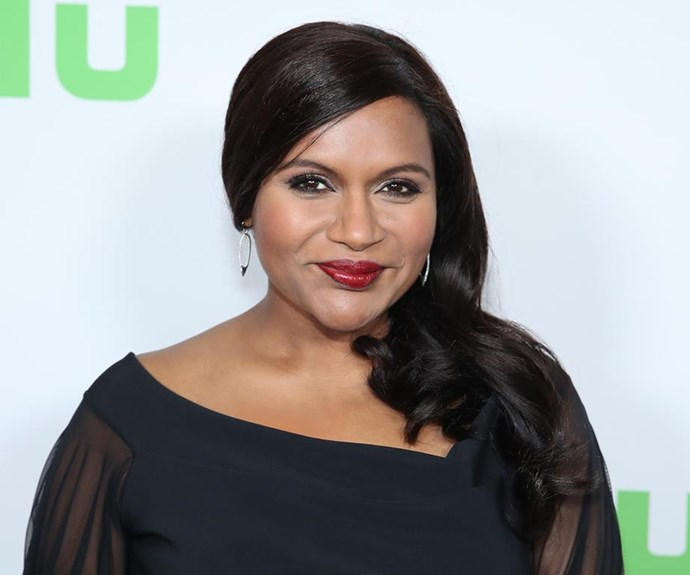 Whether she spends Christmas with a big or small group, we know one person Mindy Kaling will be cuddling this festive season: her newborn little girl, Katherine.