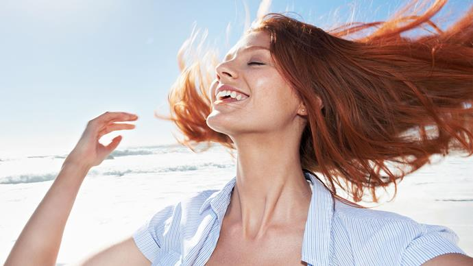 Dyed your hair red? Here's how to make it last