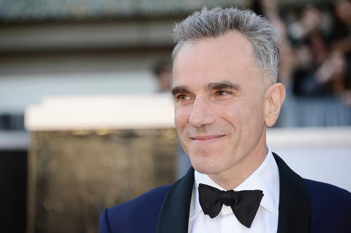 Daniel Day Lewis won both the Best Actor Oscar and Golden Globe (Drama category) in 2007 for *There Will Be Blood*.  He repeated the Hollywood dream combo in 2012, when he won both awards for his role as Abraham Lincoln in *Lincoln*.