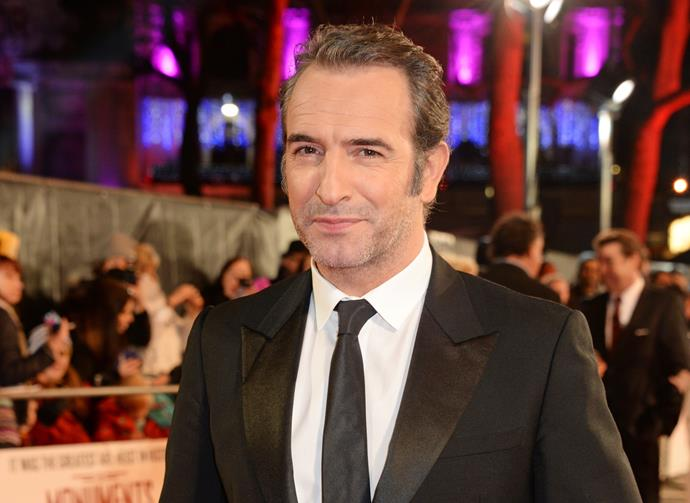 French actor and comedian Jean Dujardin won his Golden Globe in the Best Actor in a Motion Picture – Musical or Comedy category before winning an Oscar for the his role in *The Artist* in 2011.