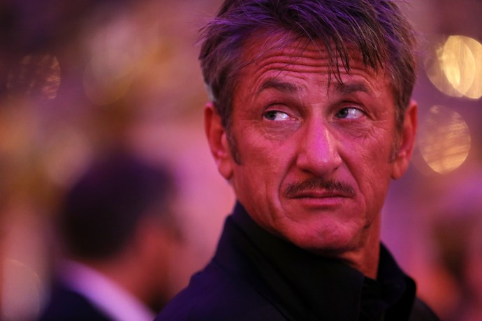Sean Penn's role as Harvey Milk in *Milk* got him both the Golden Globe Award for Best Actor – Motion Picture Drama and the Academy Award for Best Actor in 2008.