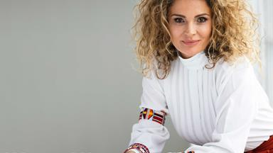 Danielle Cormack meets her Ugandan daughter