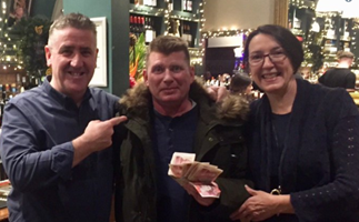 Pub staff turn to social media to reunite man with his lost pay packet - and the world gets behind them