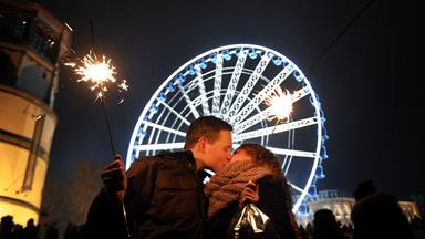 Six ways to get a kiss on New Year's Eve