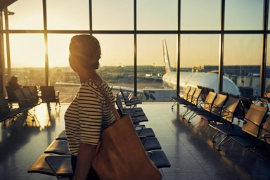 The one thing you should never wear going to the airport