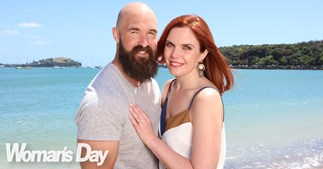 TVNZ's Jessica Mutch engaged to her 'hipster bodyguard' beau