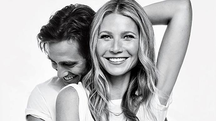 Gwyneth Paltrow Confirms Her Engagement to Brad Falchuk