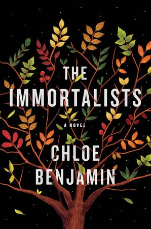 Win the NEXT February book of the month: The Immortalists by Chloe Benjamin