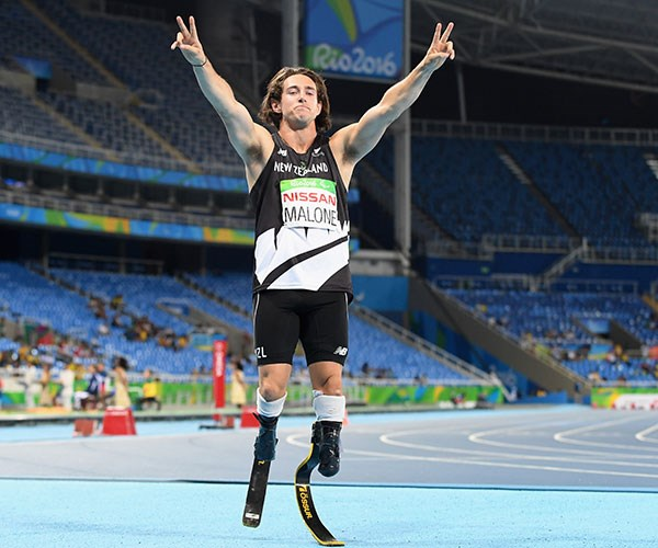 NZ bladerunner Liam Malone announces his retirement from sport