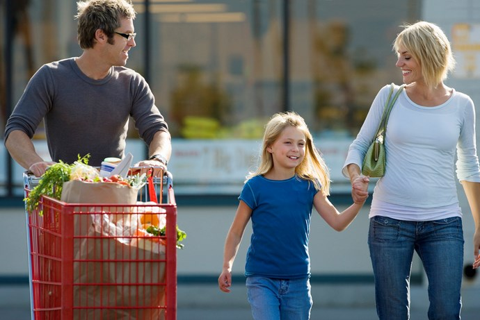 How to spend less on your grocery bill without buying less food