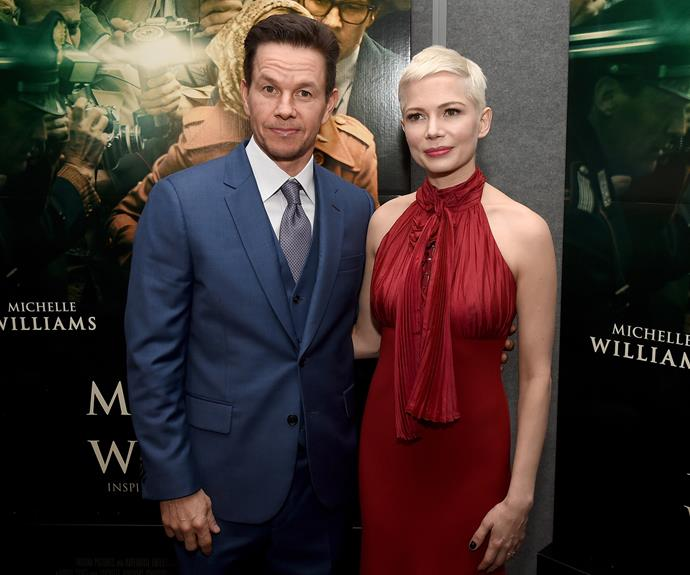 Michelle Williams Mark Whalberg