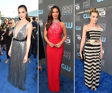 All the best looks from the 23rd Annual Critics Choice Awards