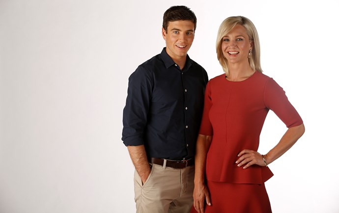 Jack Tame and Hayley Holt are the new Breakfast hosts for 2018.