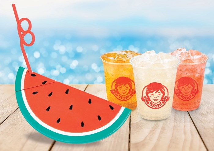 Win with Wendy's new Summer Sparklers!