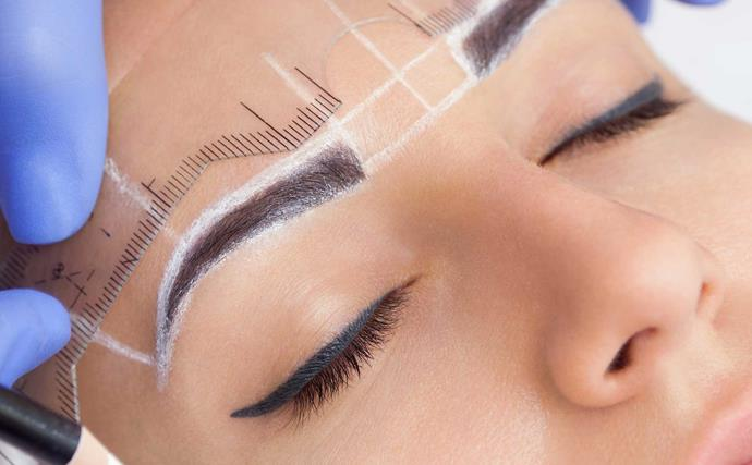 An expert's guide to permanent make-up