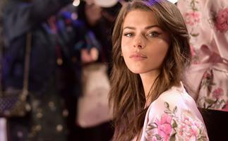 Victoria's Secret model Georgia Fowler on her favourite skincare product