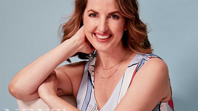 Amanda Gillies' infertility heartbreak