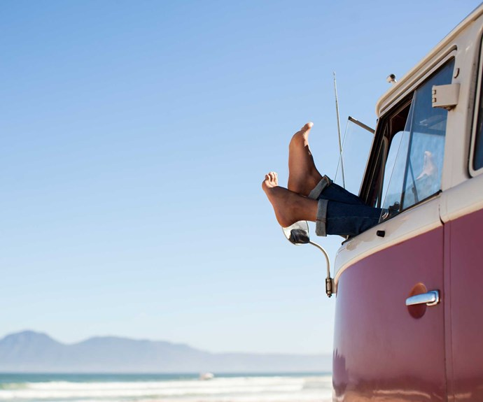 I sold my house to live out of a van - and I'm loving it