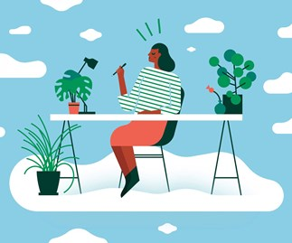 Gemma McCaw on how to beat back to work blues
