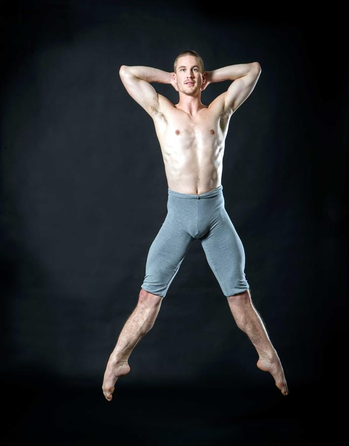 When he was growing up, Joseph played rugby and cricket as well as doing ballet. Surfing also gets a look-in and is his favourite way to unwind.