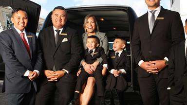 The Casketeers: TV's family of funeral directors