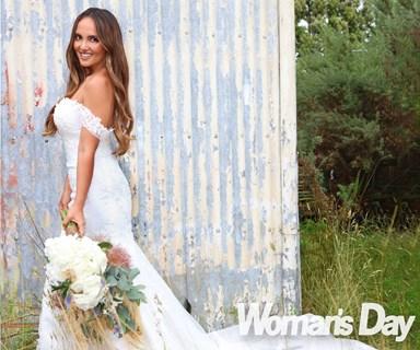 Former Bachelorette Claudia Conaglen's dream wedding