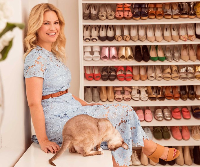 Inside the home of shoe designer Kathryn Wilson
