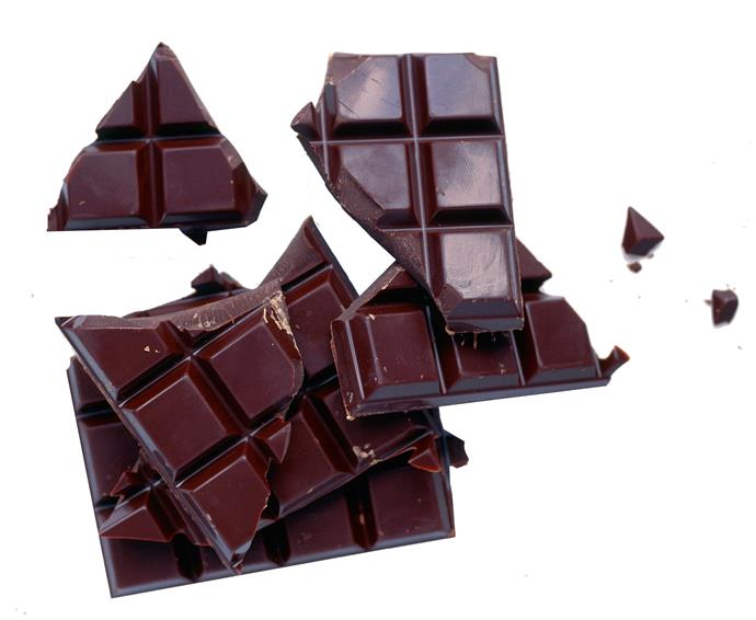 **30g (minimum 70 per cent cocoa) dark chocolate**                                                                                                                                    A natural energy booster when you need a quick pick-me-up.