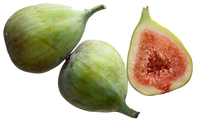 **Figs**                                                                                                                                                                                                     A source of fibre and iron, enhance the energy-boosting aspect by mixing a couple of fresh figs with 1 tbsp natural yoghurt or enjoy 3-4 dried figs with a few almonds.