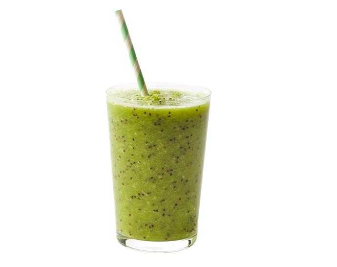**A glass of green juice**                                                                                                                                                                            Green juices are packed full of antioxidants, phytonutrients and potassium, the great hydrator. Keep fruit content to a minimum (think one apple, pear or kiwifruit) and instead load up on vegetables like spinach, cucumber and kale.