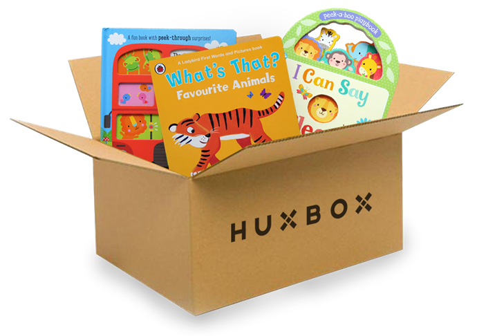 Win a 6-month subscription to HUXBOX!