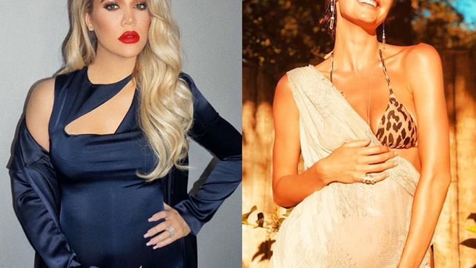 18 stunning celebrity maternity looks
