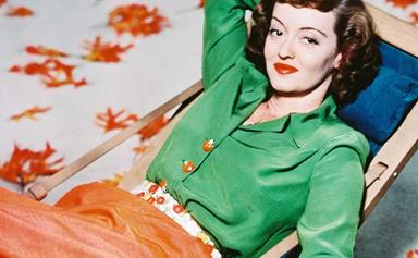 Hollywood icon Bette Davis: none of my husbands was ever man enough to become Mr Bette Davis