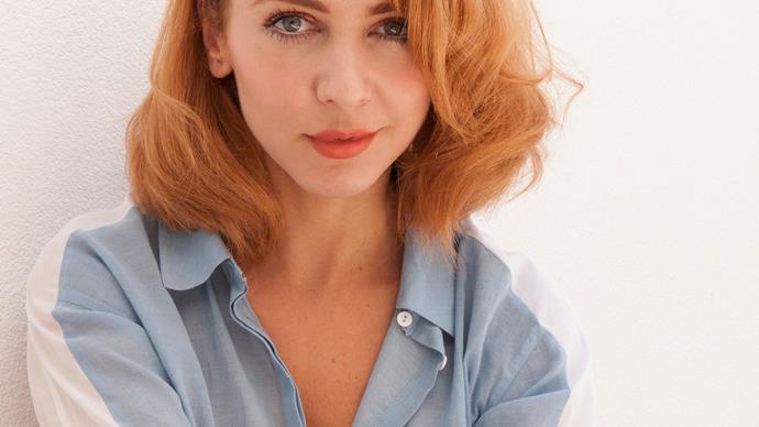 Kelly Thompson's beauty routine
