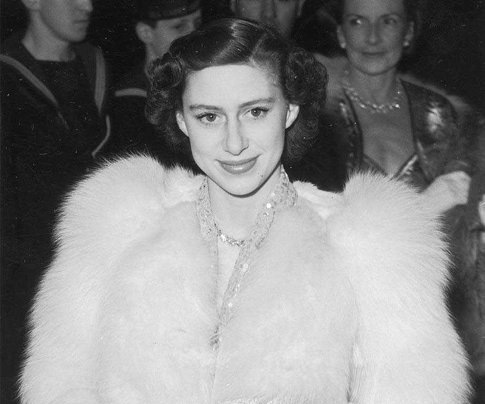 Princess Margaret became one of the first royal celebrities.