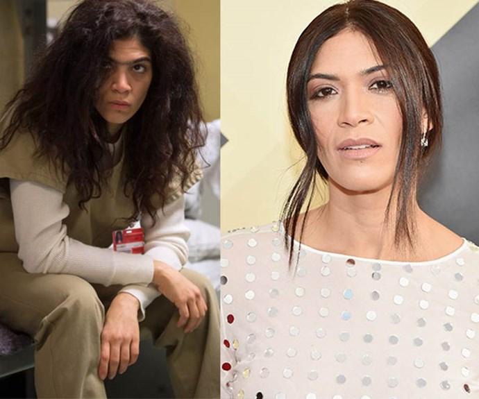 *Orange is the New Black* star Laura Gómez's is a long way from Litchfield!