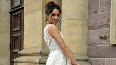 She's found The One! Meghan Markle has picked her wedding dress