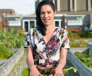 Former NZ Gardener of the Year turns focus to Māori cooking