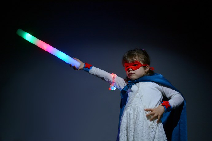 Gemma McCaw on letting your inner Wonder Woman shine