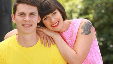 It's all in the genes for this mother-and-son writing duo