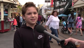 What kids think about Donald Trump - one year on from his inauguration
