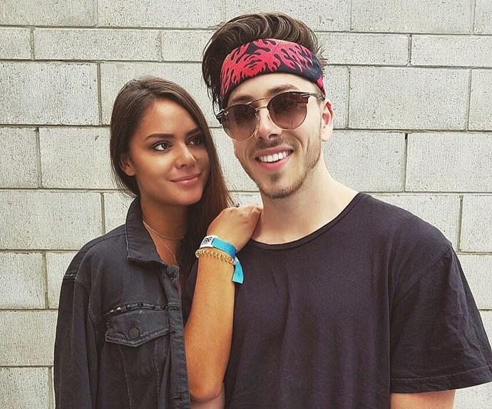 Max Key and Renee Brown
