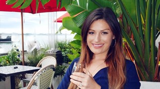 Wedding blogger Megan Hutchison's beauty routine